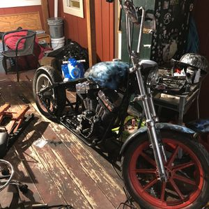 Harley Softail Roller With Twin Cam Motor for Sale in Oakland, CA