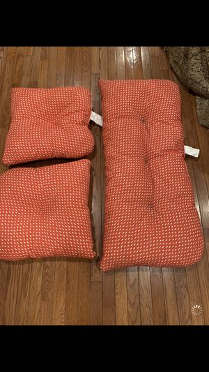 Patio furniture cushions for Sale in Hanover, MD