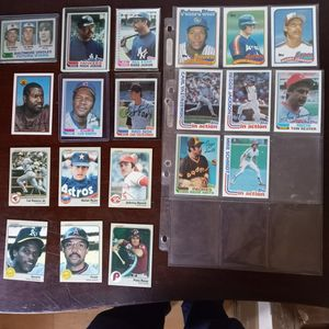 Baseball Cards for Sale in Escondido, CA