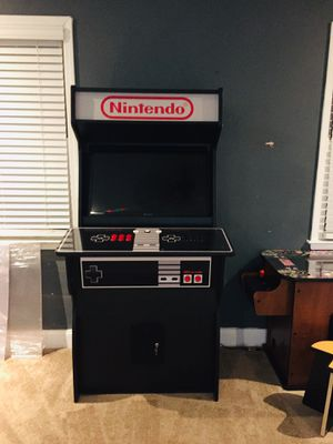 New 1299 game unit arcade game for Sale in Loganville, GA