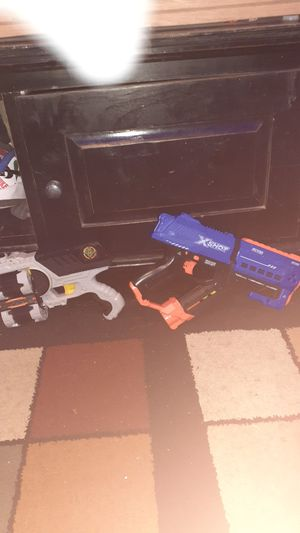 Two cool nerf guns for Sale in Fort Worth, TX