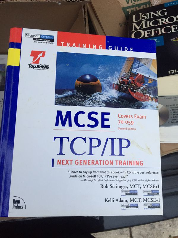 Training Guide MCSE TCP/IP