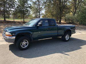 1998 Dakota 4x4 V8 Clean Title Runs GREAT for Sale in Carmichael, CA