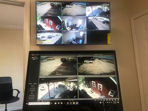 Instalación de cámaras de seguridad for Sale in Cypress, TX