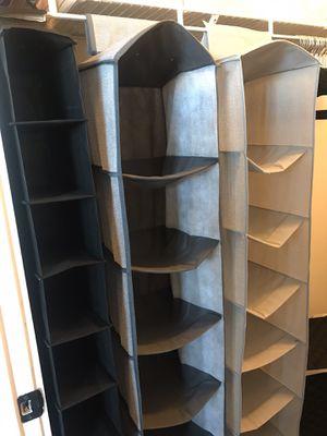 Closet Organizer - Hanging shelves for Sale in Orlando, FL
