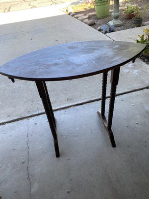 Antique side tables-two for Sale in Santee, CA