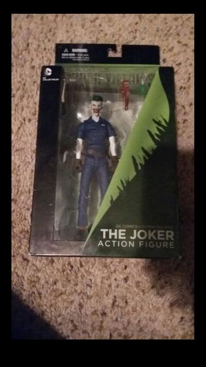 JOKER ACTION FIGURE TOY for Sale in Stockton, CA