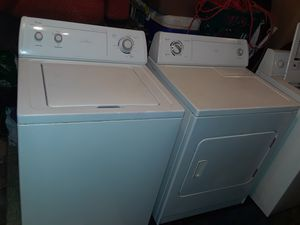 WHIRLPOOL Washer Dryer Set!! Delivery Available FREE Assembly of Appliance upon Arrival with Warranty!! for Sale in Portsmouth, VA
