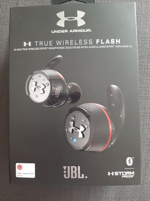UNDER ARMOUR WIRELESS HEADPHONES for Sale in Marion, IL