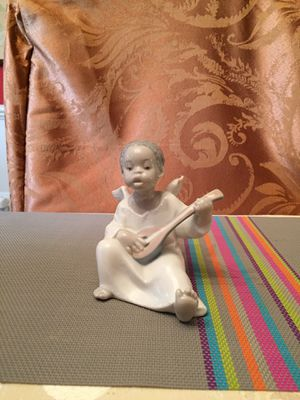 Lladro Black Legacy Collection Figurine-Angel #L4537 for Sale in Baltimore, MD