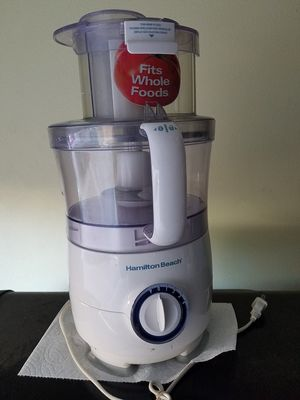 Food processor like new 10 cup for Sale in Rosemead, CA