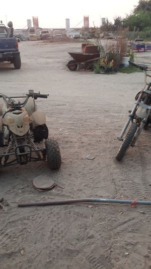 I have to quad any dirt bike for sale I think there are China for Sale in Selma, CA
