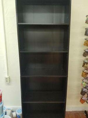 Bookshelf Adjustable Shelves . Cabinet Book Shelf for Sale in Jacksonville, AR
