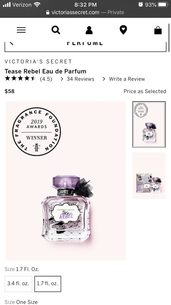 Victoria's Secret yesss rebel perfume yankee candle pink chanel Michael kors