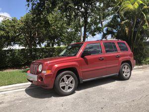 2007 Jeep Patriot 4x4 for Sale in Miami, FL