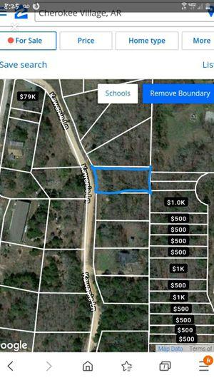 Lot for sale hardy for Sale in Walnut Ridge, AR