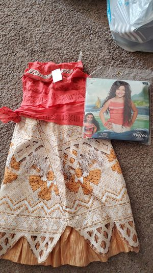 Moana costume for Sale in Ontario, CA