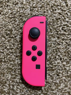 Nintendo Switch LEFT Joy-Con Neon Pink for Sale in Bremerton, WA