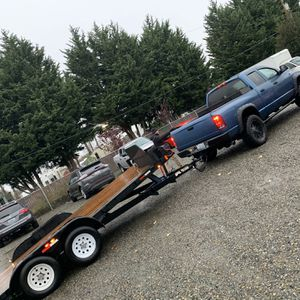 Flatbed Trailer for Sale in Federal Way, WA