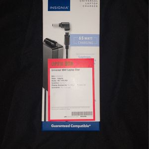 Universal 65 W Laptop Charger for Sale in Los Angeles, CA