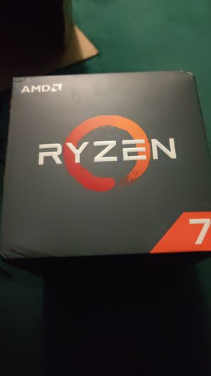 Ryzen 7 2700x for Sale in Porter, TX