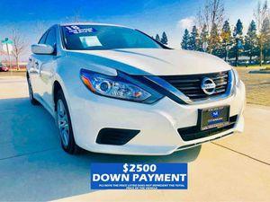 2018 Nissan Altima for Sale in Sacramento, CA