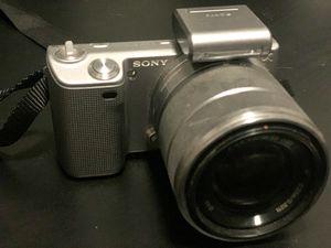 Sony Nex-5 Camera for Sale in Silver Spring, MD