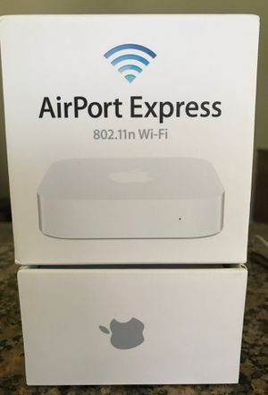 Airport express (Never used) mint condition for Sale in Sugar Land, TX