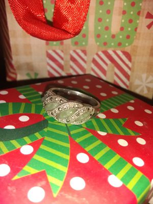 Silver 9.25 and Jade ring for Sale in Yuma, AZ
