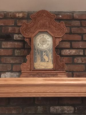 Antique Gingerbread Clock for Sale in Floral Park, NY