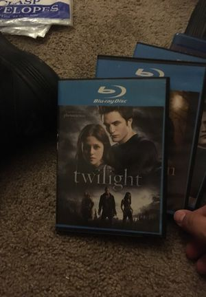 Twilight collection blue ray for Sale in Phoenix, AZ