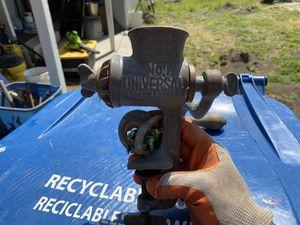 Antique bottle grinder for Sale in Los Alamitos, CA