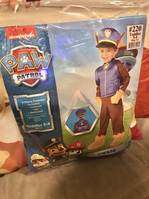 Paw Patrol Costume for Sale in Queens, NY