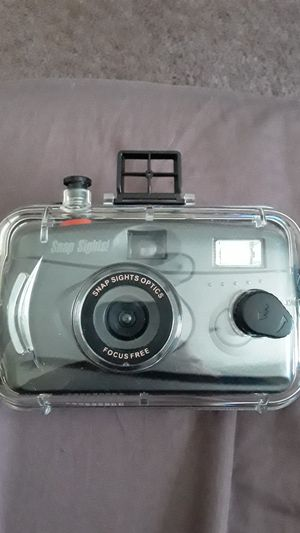 underwater film camera (with film) for Sale in Salt Lake City, UT