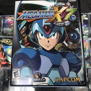Megaman X7 Ps2 $50 Gamehogs 11am-7pm for Sale in Bell Gardens, CA