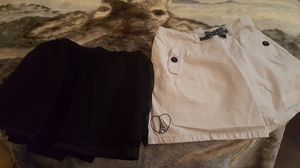 2 Girls Skirts Eiffel Tower Size 6 and 6x Skort Gymboree EUC for Sale in Riverview, FL