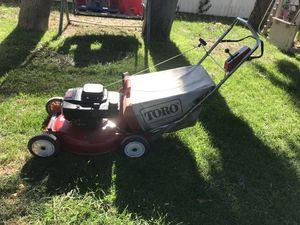 Toro mower for Sale in Ontario, CA
