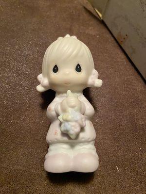 Adorable Enesco Precious Moments Wedding Bridal Flower Girl Fine Porcelain Figurine 4 1/4 inches tall E-2835 BRAND NEW IN BOX for Sale in Gilbert, AZ