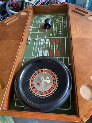 Poker/game Table for Sale in Buckley, WA