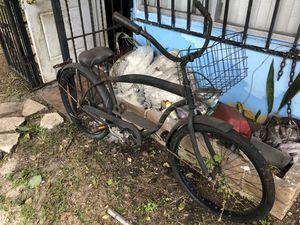 Beach cruiser Bike frame welded for 4 stroke motor for Sale in Miami, FL