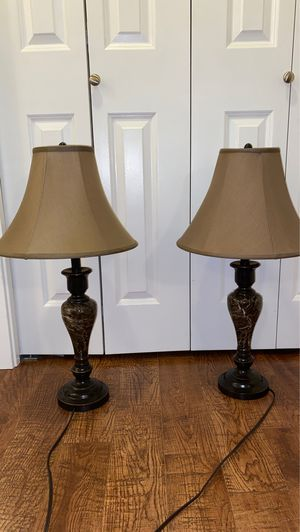 Table Lamps for Sale in Fife, WA