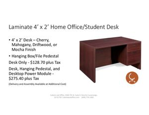NEW Laminate Office Desks for Sale in Ontario, CA