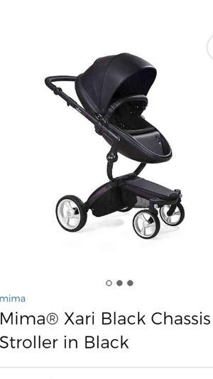 Mima Xari Chassis Stroller for Sale in Atlanta, GA