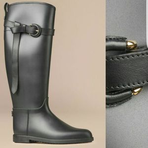 Brand New Burberry Equestrian Rainboots for Sale in Nashville, TN