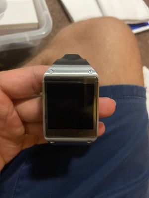 Samsung gear smart watch for Sale in Oak Lawn, IL