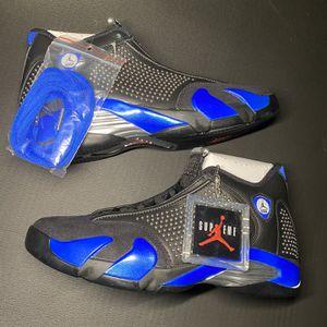 Jordan 14 Supreme Black Size 9.5 NEW for Sale in Buford, GA