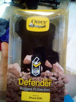 I6 otter box defender series for Sale in Hannibal, MO