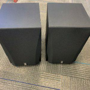 YAMAHA NS-A528 MODEL BOOKSHELF SET OF SPEAKERS for Sale in San Carlos, CA