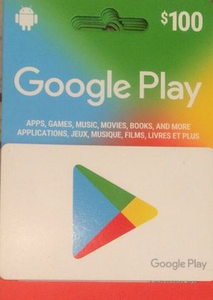 $300 google play card for Sale in Washington, DC