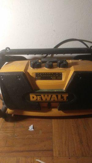Dewalt Radio for Sale in Washington, DC